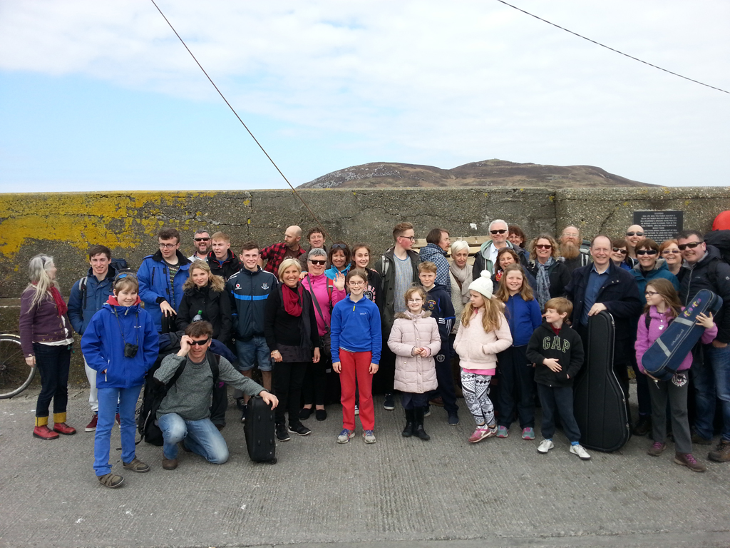 Easter at Inisbofin