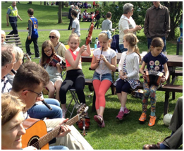 May Newsletter.end of term.fleadh update.concert.BBQ!